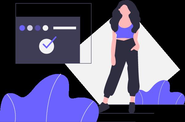 Illustration Code de conduite - données personnelles