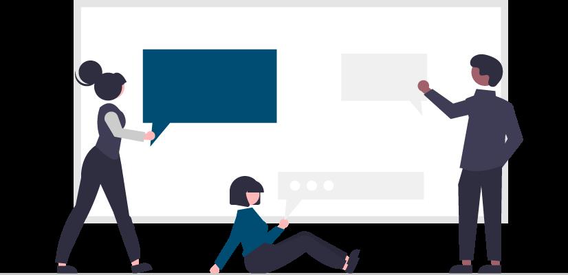 illustration Améliorer la communication interne et externe